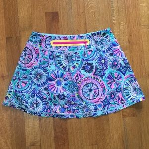 Lilly Pulitzer Skirts - LILLY PULITZER LUXLETIC SKIRT